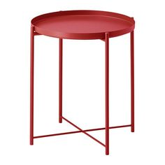GLADOM Tray table - red - IKEA