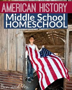 Learn how you can teach providential, biblical worldview American History to your middle school homeschool students. #homeschool #homeschoolhistory #homeschoolcurriculum #notgrasshistory #americathebeautiful Teaching American History, American History Lessons, Teaching History, Teaching Time, History Education, Teaching Resources, Middle School History, History For Kids, High School
