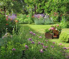 Neuer Gartentraum Sommergarten