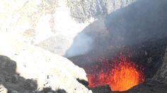 Villarrica Volcano (Chili) - Lava explosion (27/03/2016)