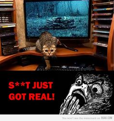 HAHAHAH!!! Now a movie that scared the snot outta me is even worse! lol