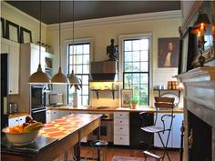 My Notting Hill: In Lieu of Southern Accents: This Charleston Home