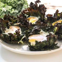 kale egg cups.