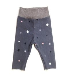Tolle Fotos vom Freebook Kinderleggings Luna – K-Nähleon
