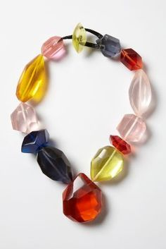 Anthropologie Paragon Necklace | i dont normally like chunky necklaces, but this is pretty