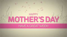 Thank you to all the wonderful Mothers that have dedicated their entire life into raising & taking care of us.