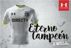 Colo-Colo 2016 Under Armour Home Kit