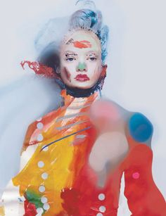 'Colour' Photography inspiration - Nick Knight