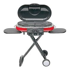 Coleman® RoadTrip® LXE Propane Grill - I love how little space it takes up!