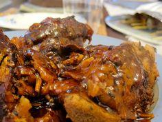 Honey Parmesan Pork Roast in the Slow Cooker