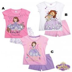 Sofia The First Sofia The First PJs. Check it out!