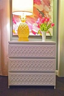 love this ikea hack...uses an overlay from myoverlays.com