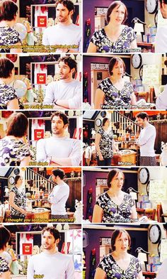 """What happened?"" ""They froze to death, Gary"" XD AAH just found this show today and in the first 15 minutes I think I wet myself laughing 5 times Miranda Tv Show, Miranda Bbc, British Humor, British Comedy, British Sitcoms, Miranda Hart Quotes, Miranda Hart Funny, Watch Lucifer, Sarah Hadland"