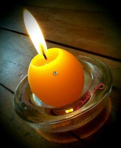 Luz Dorada..velas Especiales!
