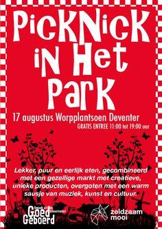 Picknick en activiteiten in Worpplantsoen Deventer