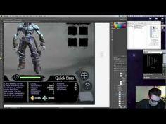 UI Concept: Darksiders II for iPad - by Xander Davis (UI Designer, Darksiders II) - YouTube