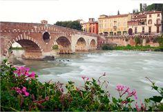 Verona, Italy. Hey! I remeber here!