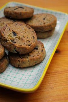 Oliven-Feta-Cookies