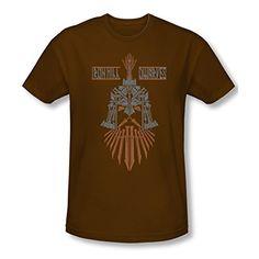 Hobbit Battle Of The Five Armies Ironhill Dwarves Slim Fit T-Shirt