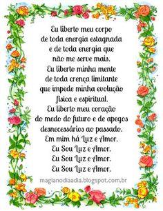 #Afirmação http://magianodiaadia.blogspot.com.br/2016/10/recarregando-suas-energias.html