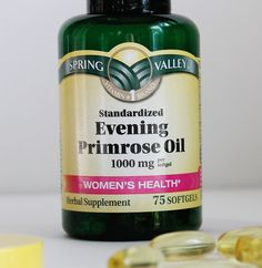 Art Loves Company: 10 Health and Beauty Benefits of Evening Primrose Oil