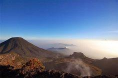 Gunung Gede, Indonesia