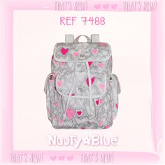 REF 7488♥ Be Magic, Be Yourself, Be Nauty Blue ♥