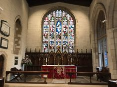 Mary's Church, Tickhill - Chancel on Remembrance Sunday 2018 Remembrance Sunday, Saints, Mary, Home, Remembrance Day, Ad Home, Homes, Haus, Houses