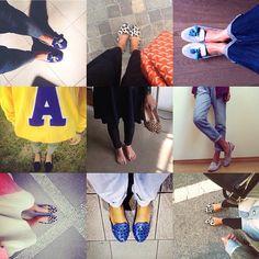 The #vertigoway compilation! ️ #santaclaramilano #handmade #shoes #madeinitaly #withlove www.santaclaramilano.com