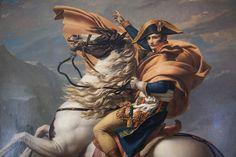 Napoleone sul San Bernardo