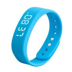 New Style T5 Multifunctional 3D Smart Wristband Sport Wearable Devices Pedometer LED Screen Fitness Bracelet With Alarm Clock