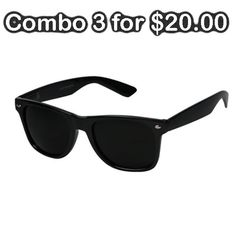 a7eb7b8b3c3 OG Veterano Gangster locs dark black sunglasses Black Sunglasses