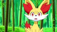 Fenekin in the Pokemon the Series: XY anime http://anime.about.com/od/Anime-Blu-Ray-and-DVD-Reviews/fl/Pokemon-the-Series-XY-Set-2-DVD-Review.htm