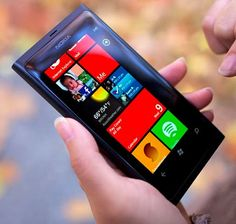 The top Windows Phone for now ... Nokia Lumia 920!!!