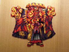 Perler beads of Yojimbo done some days ago ^^