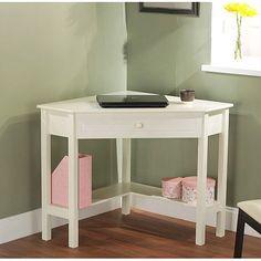 34 best small corner desk images home office office home small rh pinterest com
