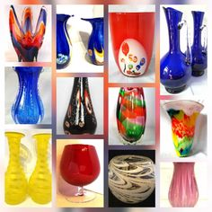 Beautiful #Murano #Italian #Czech #Japanese #Spanish #Swedish #Polish etc #MCM #Vintage #Retro Art Glass #Vases by #seraphimslair See my #Etsy, #eBay, #Twitter, #Facebook & #Instagram for an array of beautiful #art #glass, #collectibles & #gift ideas! https://www.ebay.co.uk/usr/seraphimslair2 https://twitter.com/Seraphimslair https://www.instagram.com/seraphimslair5stars/ https://www.etsy.com/uk/shop/seraphimslair https://www.facebook.com/seraphimslair/ #USA #UK #JAPAN #CHINA #AUSTRALIA…