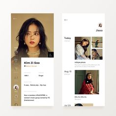 """UI Inspirations on Instagram: """"I with Yisuriko had an Instagram account in her dribbble profile to tag her here); This is simply gorgeous! . . . . Tag @ui.inspirations in…"""" Flat Web Design, Ui Ux Design, Interface Design, Design Layouts, User Interface, Ui Design Patterns, Ui Design Mobile, App Design Inspiration, Illustration"""