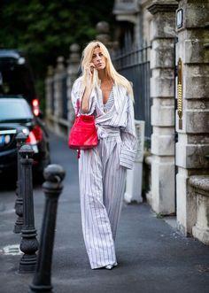 El mejor street style de la Milan Men Fashion Week 2018-2019