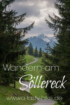 Easy hike from the Söllereck to Rietzlern in the Kleinwalsertal! Hiking Tours, Camping And Hiking, Hiking Trails, Wagon Trails, Evergreen Colorado, Alpine Style, Austria Travel, Outdoor Travel, Trekking