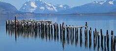 Puerto Natales, Chile.