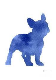 Image result for french bulldog art