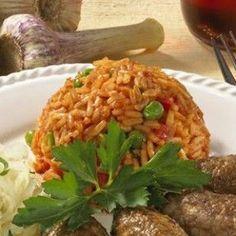 Djuvec-Reis – serbischer Reis-Klassiker