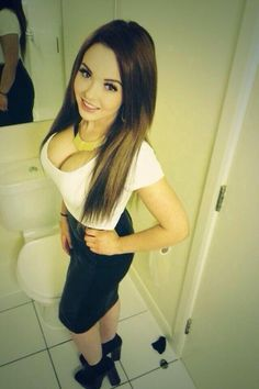 Stall bathroom Amateur in girl