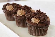 Muffin aux 2 chocolats