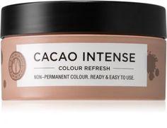 Maria Nila Colour Refresh Cacao Intense Sanfte nährende Maske ohne permanente Farbpigmente | notino.de Maria Nila Colour Refresh, Easy To Use, Shampoo, Color, Beauty, Wash Hair, Pretty Hair, Masks, Nice Asses