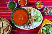 Chorley Cakes: Pozole....Spicy Mexican style, Hominy Stew Recipe ...perfect for any winter's day