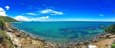Great view a long the beach road to Port Douglas
