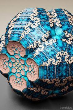 Fabergé Fractals | Tom Beddard