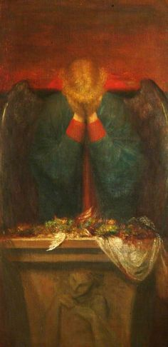Le Prince Lointain: George Frederic Watts (1817-1904), A Dedication - 1899